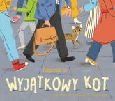 Wyjątkowy kot - Małgorzata Kur | mała okładka