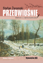 Przedwiośnie Lektura z opracowaniem - Stefan Żeromski   mała okładka
