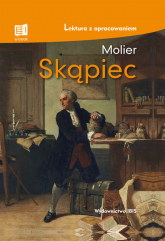 Skąpiec - Molier | mała okładka