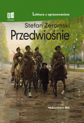 Przedwiośnie - Stefan Żeromski   mała okładka