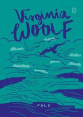 Fale - Virginia Woolf   mała okładka