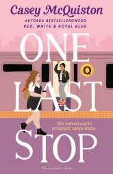 One Last Stop - Casey McQuiston   mała okładka