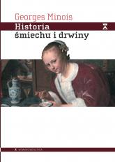 Historia śmiechu i drwiny - Georges Minois | mała okładka