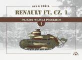Renault FT Tom 1 - Adam Jońca   mała okładka