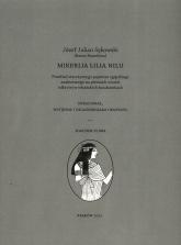 Mikerija Lilia Nilu - Sękowski Józef Julian | mała okładka
