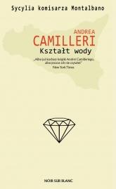 Kształt wody  - Andrea Camilleri | mała okładka
