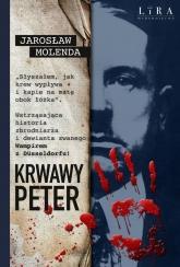 Krwawy Peter  - Jarosław Molenda   mała okładka