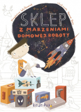 Sklep z marzeniami domowej roboty - Magdalena Walkowiak   mała okładka