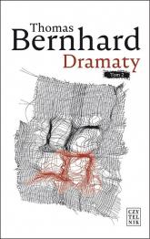Dramaty Tom 2 - Thomas Bernhard | mała okładka