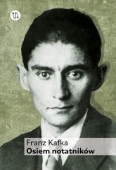 Osiem notatników - Franz Kafka | mała okładka