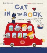 Cat in the book Elementarz języka angielskiego z płytą CD - Ewa Cisowska   mała okładka