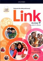 Link dla klasy 5 Podręcznik z cyfrowym odzwierciedleniem - Phillips Sarah, Finnis Jessica | mała okładka