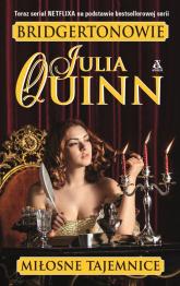 Bridgertonowie: Oświadczyny - Julia Quinn   mała okładka