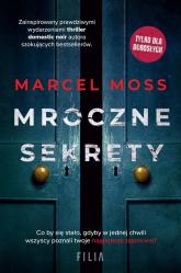 Mroczne sekrety  - Marcel Moss | mała okładka