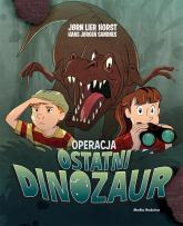 Operacja Ostatni Dinozaur - Horst Jorn Lier | mała okładka