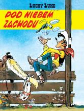 Lucky Luke Pod niebem Zachodu Tom 4 -  | mała okładka