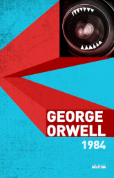 Rok 1984 - George Orwell | mała okładka