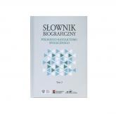 Słownik biograficzny polskiego katolicyzmu społecznego tom 2 - Zbiorowa Praca | mała okładka