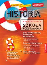 Historia Repetytorium Szkoła podstawowa COMBO - Olczak Elżbieta, Szkurłatowski Krzysztof   mała okładka