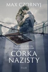 Córka nazisty Wielkie Litery - Max Czornyj | mała okładka