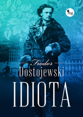 Idiota - Fiodor Dostojewski | mała okładka