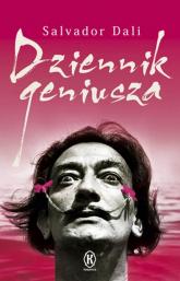 Dziennik geniusza - Salvador Dali   mała okładka