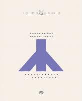 Architektura i zwierzęta - Gellner Joanna, Boczar Mateusz   mała okładka