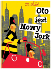 Oto jest Nowy Jork - Miroslav Sasek | mała okładka