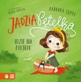 Jadzia Pętelka idzie na piknik  - Barbara Supeł | mała okładka