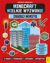 Minecraft Wielkie wyzwanie Zbuduj miasto -  | mała okładka