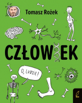 Człowiek - Tomasz Rożek | mała okładka