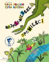 Najpiękniejsze opowieści - Iwona Czarkowska | mała okładka