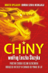 Chiny według Leszka Ślazyka - Leszek Ślazyk | mała okładka