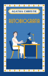 Autobiografia - Agatha Christie   mała okładka