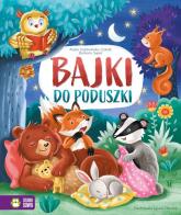 Bajki do poduszki - Cholewińska-Szkolik Aniela, Supeł Barbara | mała okładka