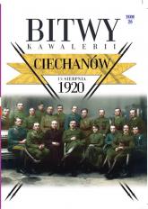 Bitwy Kawalerii Tom 26 Ciechanów 15 VIII 1920 -  | mała okładka