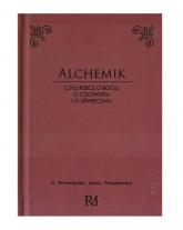 Alchemik - Waszkiewicz Wawrzyniec Maria | mała okładka
