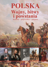 Polska Wojny, bitwy i powstania - Ewa Giermek   mała okładka