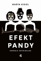 Efekt pandy - Marta Kisiel   mała okładka