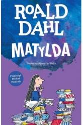 Matylda - Roald Dahl | mała okładka