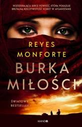Burka miłości - Reyes Monforte | mała okładka