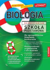 Biologia Repetytorium Szkoła podstawowa COMBO - Aneta Letkiewicz   mała okładka