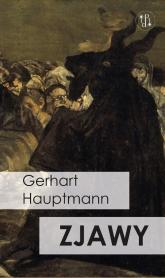 Zjawy Czarna maska U czarownicy - Gerhart Hauptmann   mała okładka