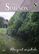 Maigret w szkole - Georges Simenon | mała okładka