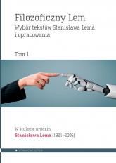 Filozoficzny Lem - Stanisław Lem | mała okładka