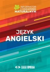 Język angielski Informator o egzaminie maturalnym 2022/2023 -  | mała okładka