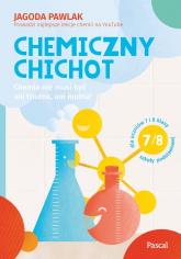 Chemiczny chichot - Jagoda Pawlak | mała okładka