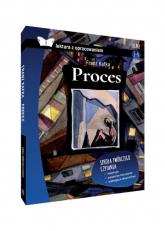 Proces Z opracowaniem - Franz Kafka | mała okładka