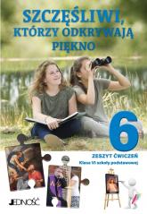 Katechizm 6 Szczęśliwi, którzy odkrywają piękno Zeszyt ćwiczeń do religii Szkoła podstawowa -  | mała okładka
