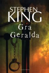 Gra Geralda - Stephen King | mała okładka